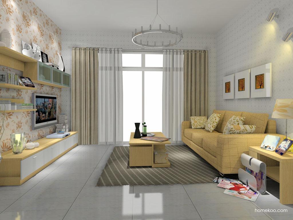 新实用主义客厅家具D8029