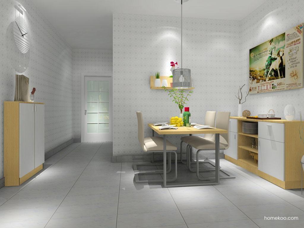 新实用主义餐厅家具E8028