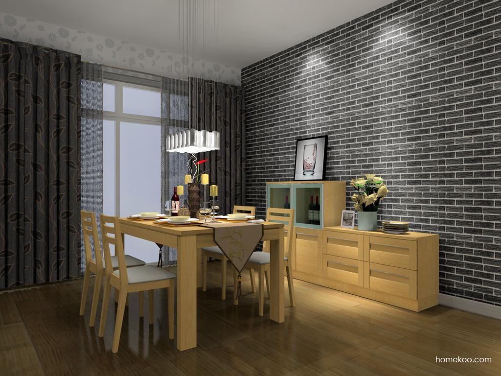 丹麦本色家具E8091