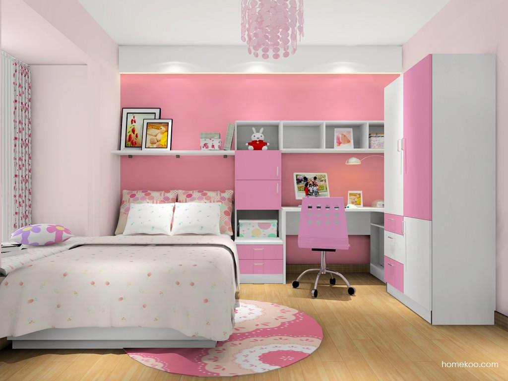 女孩的梦青少年房B9556