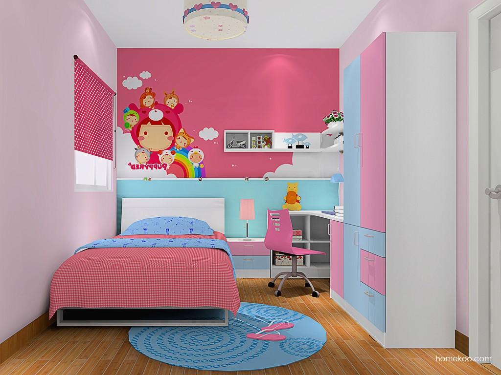 女孩的梦青少年房B9599