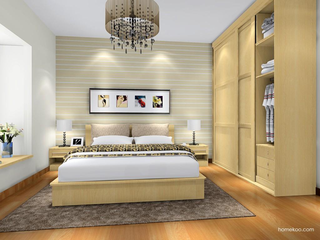丹麦本色卧房家具A9803