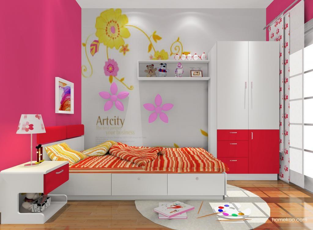 女孩的梦青少年房B9606