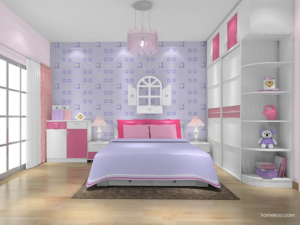 女孩的梦青少年房B9742
