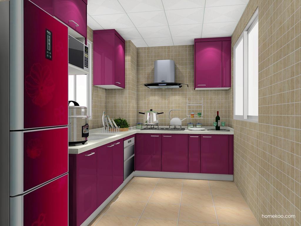 紫晶魅影橱柜F9932