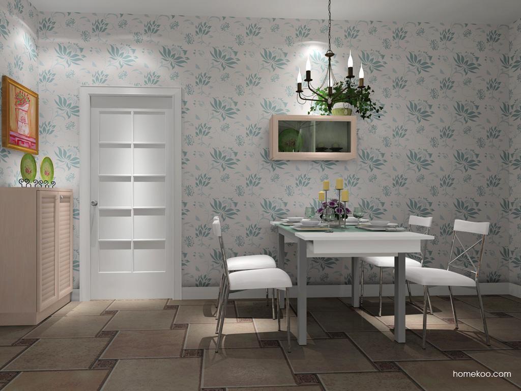 北欧阳光餐厅家具E8219