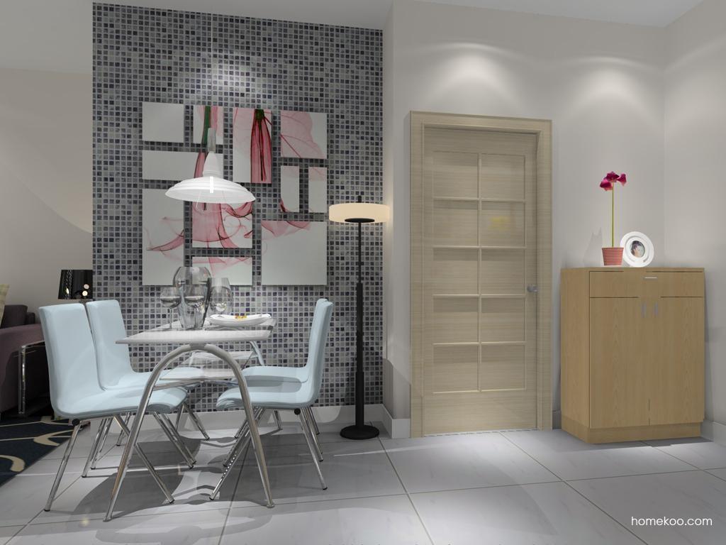 新实用主义餐厅家具E8248