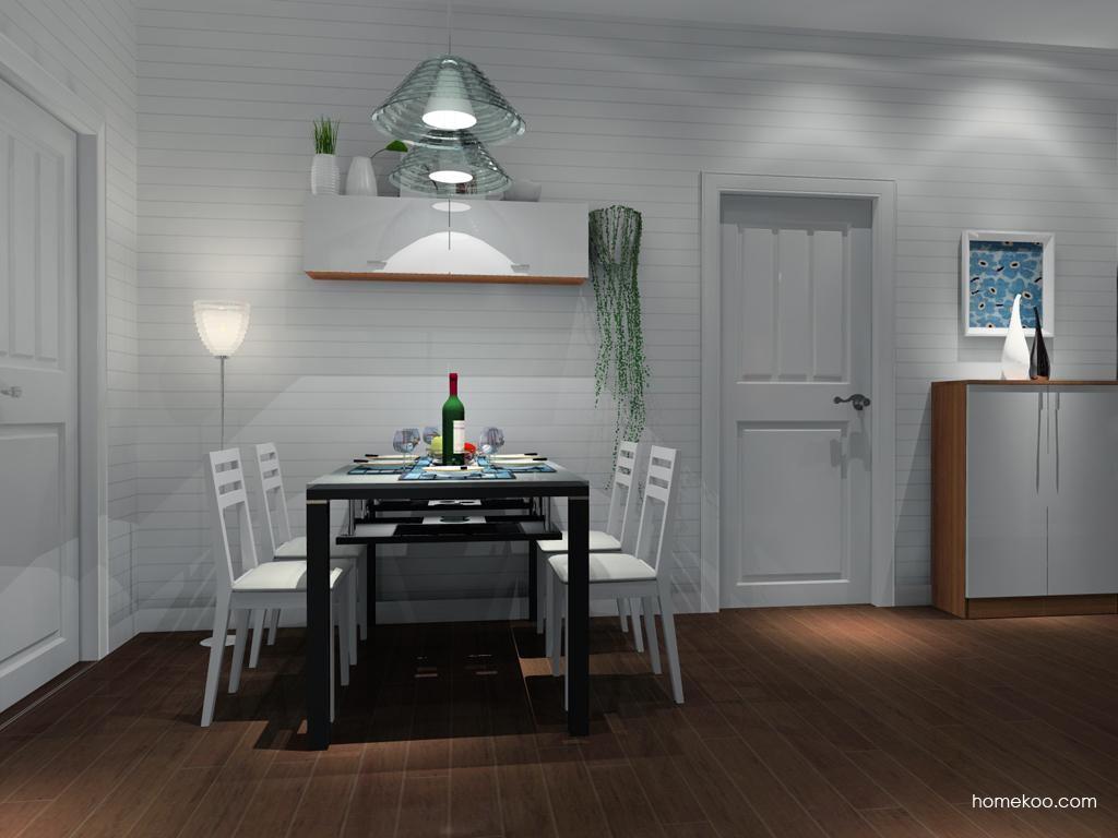 新实用主义餐厅家具E8260