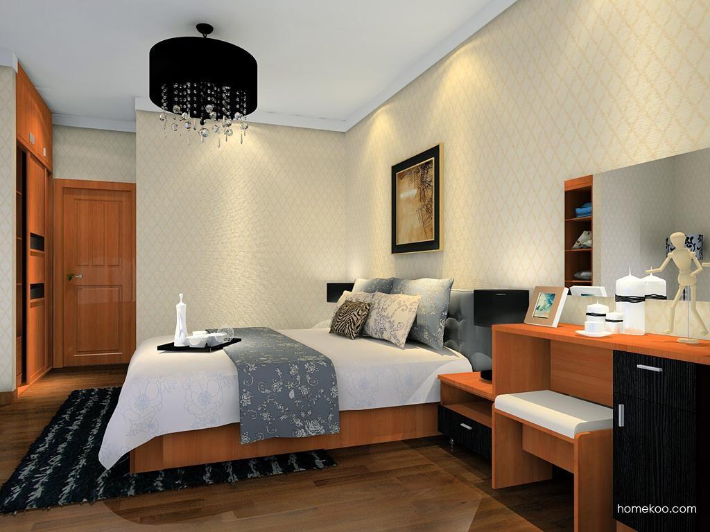 新实用主义卧房家具A10033
