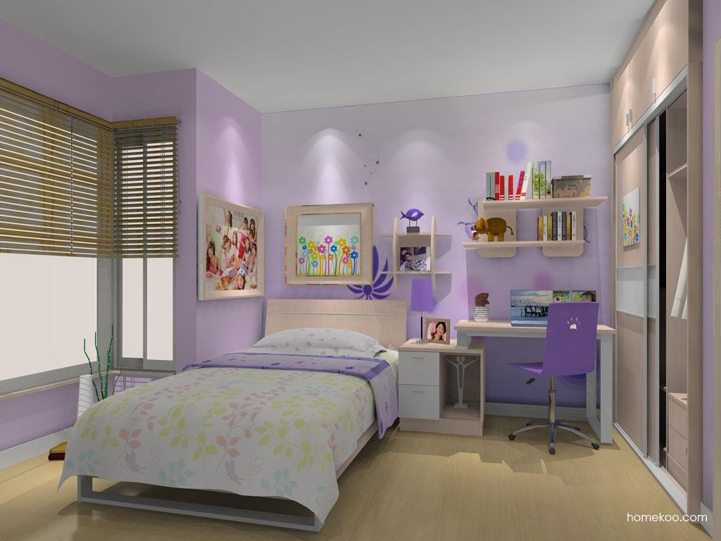 女孩的梦青少年房B9957