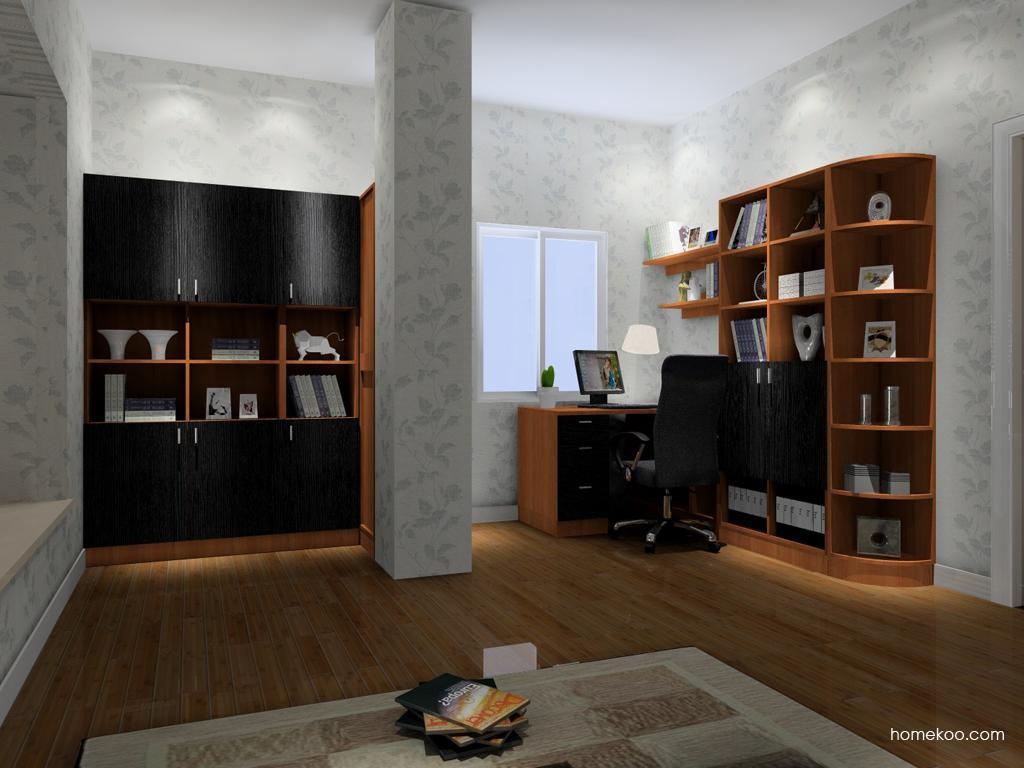 新实用主义书房家具C9471