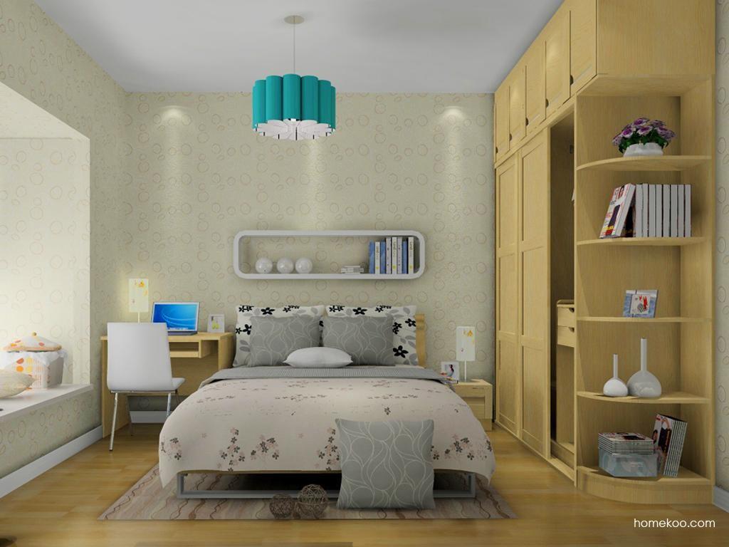 丹麦本色卧房家具A10092