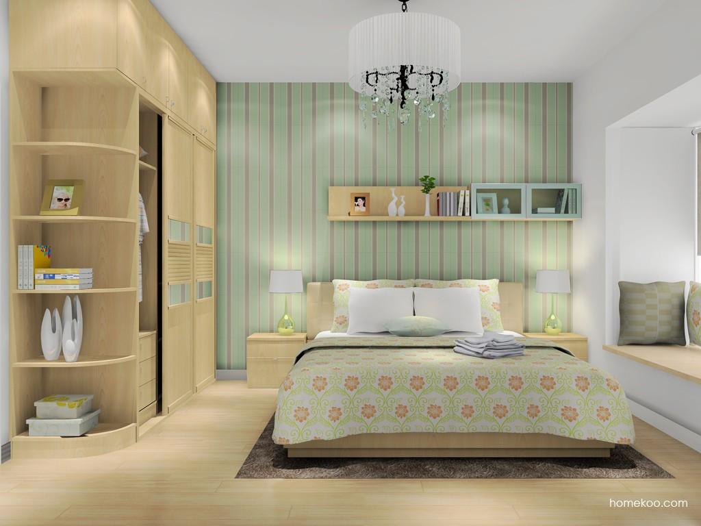 北美枫情卧房家具A10106