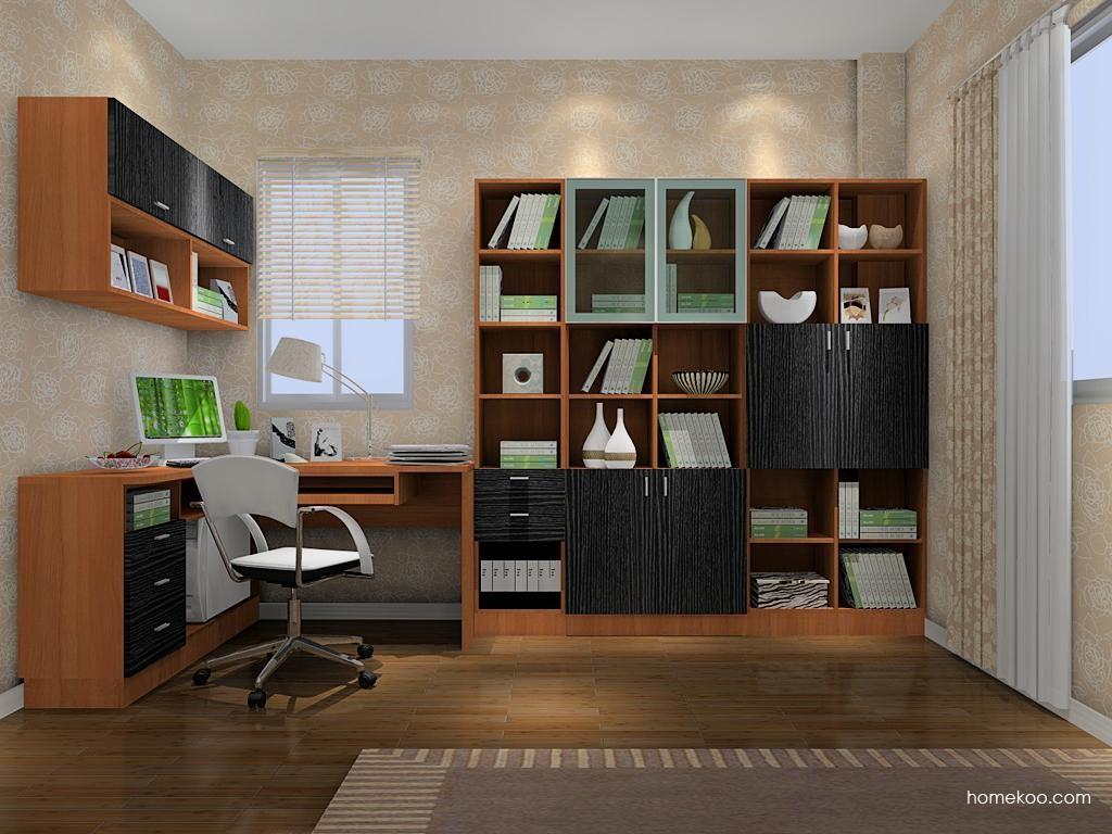 新实用主义书房家具C9489
