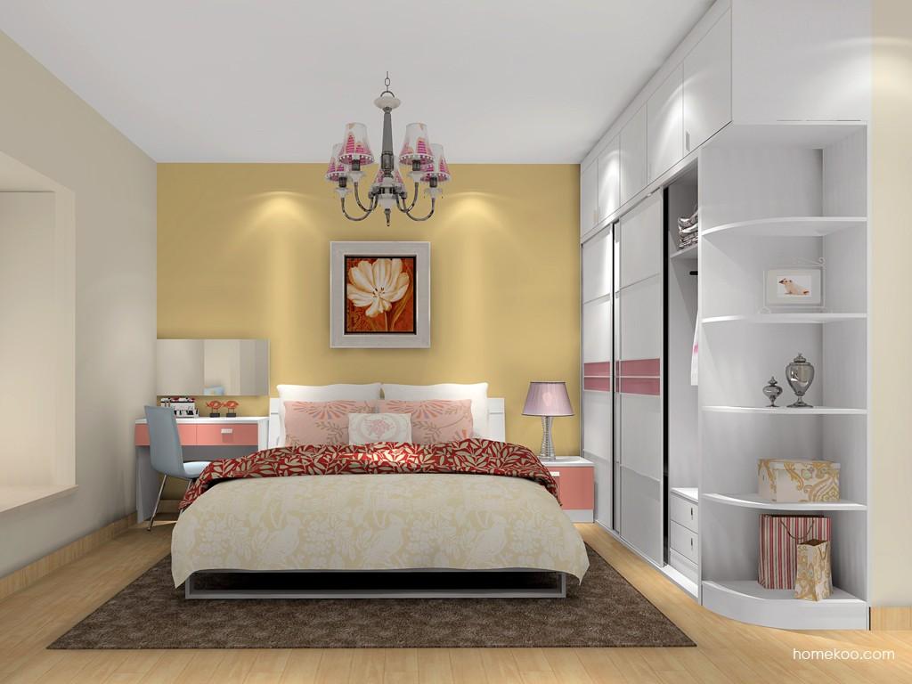浪漫主义卧房家具A10126