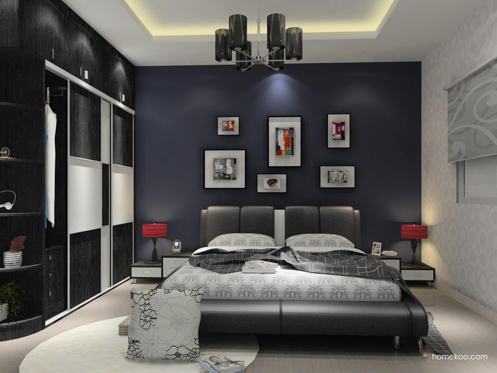 简约主义卧房家具A10124