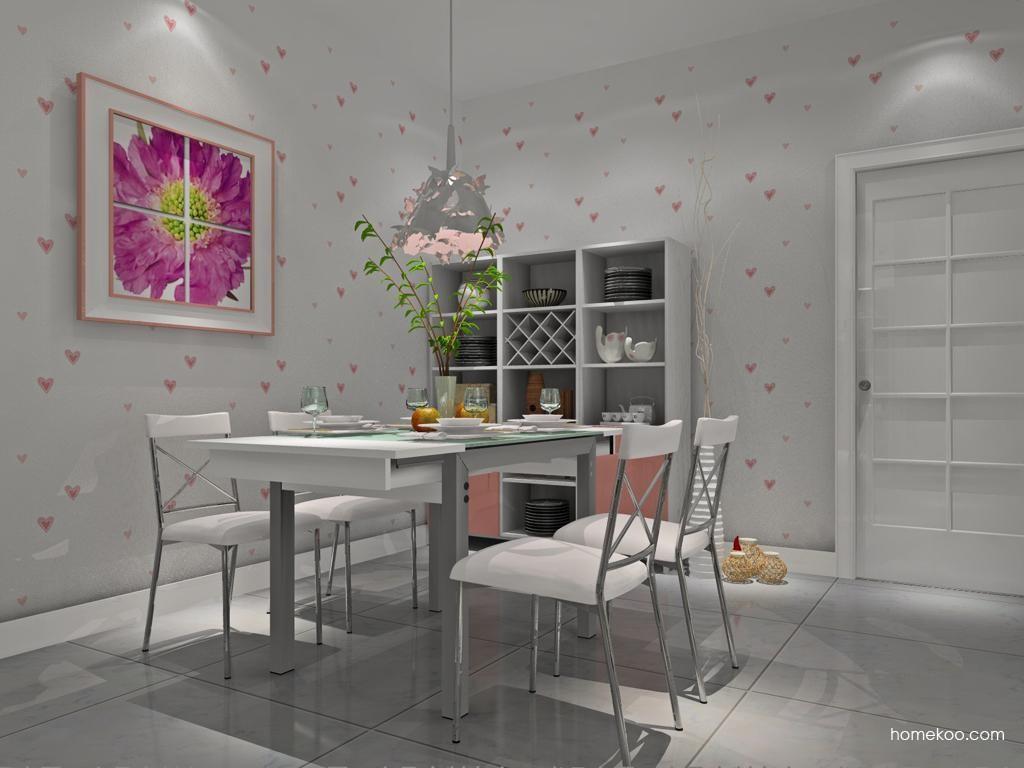 浪漫主义餐厅家具E8290