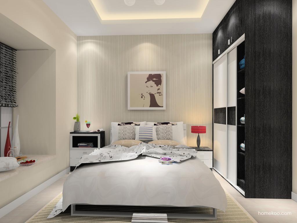 简约主义卧房家具A10158