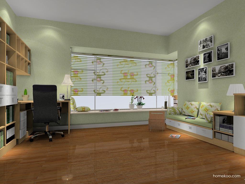 新实用主义书房家具C9521
