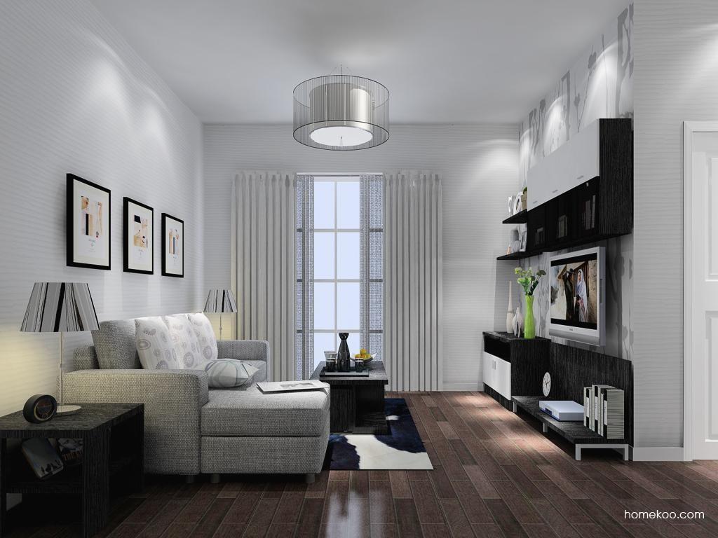 新实用主义客厅家具D8300