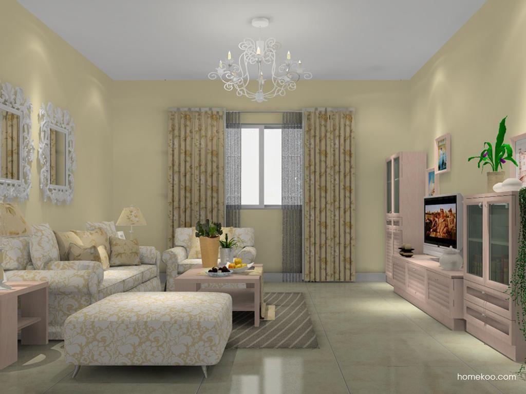北欧阳光客厅家具D8306