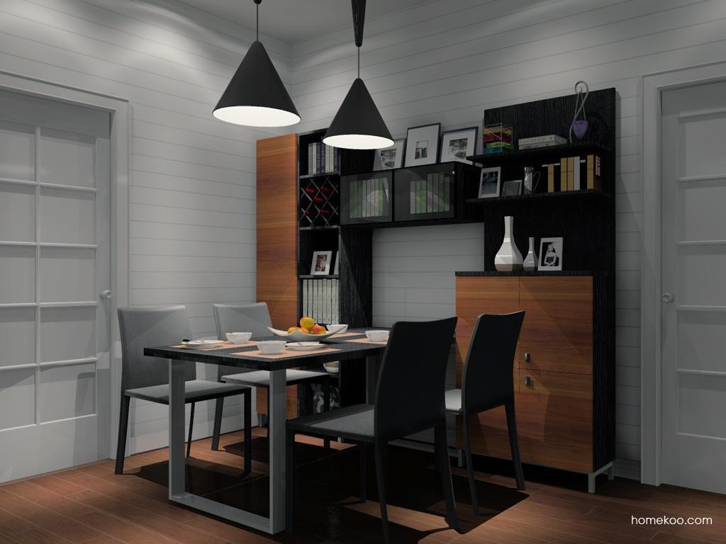 德国森林餐厅家具E8306