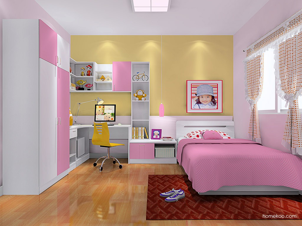 女孩的梦青少年房B10087