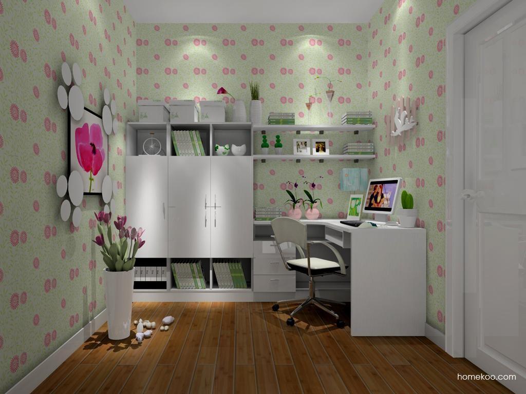 浪漫主义书房家具C9562
