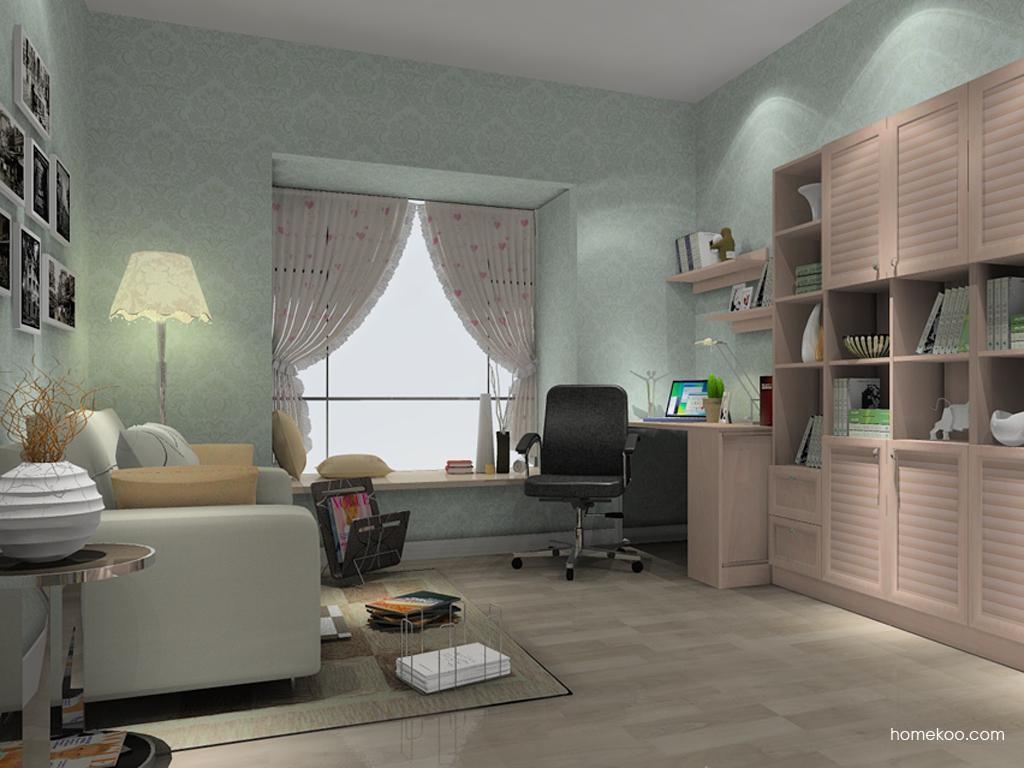 北欧阳光书房家具C9572