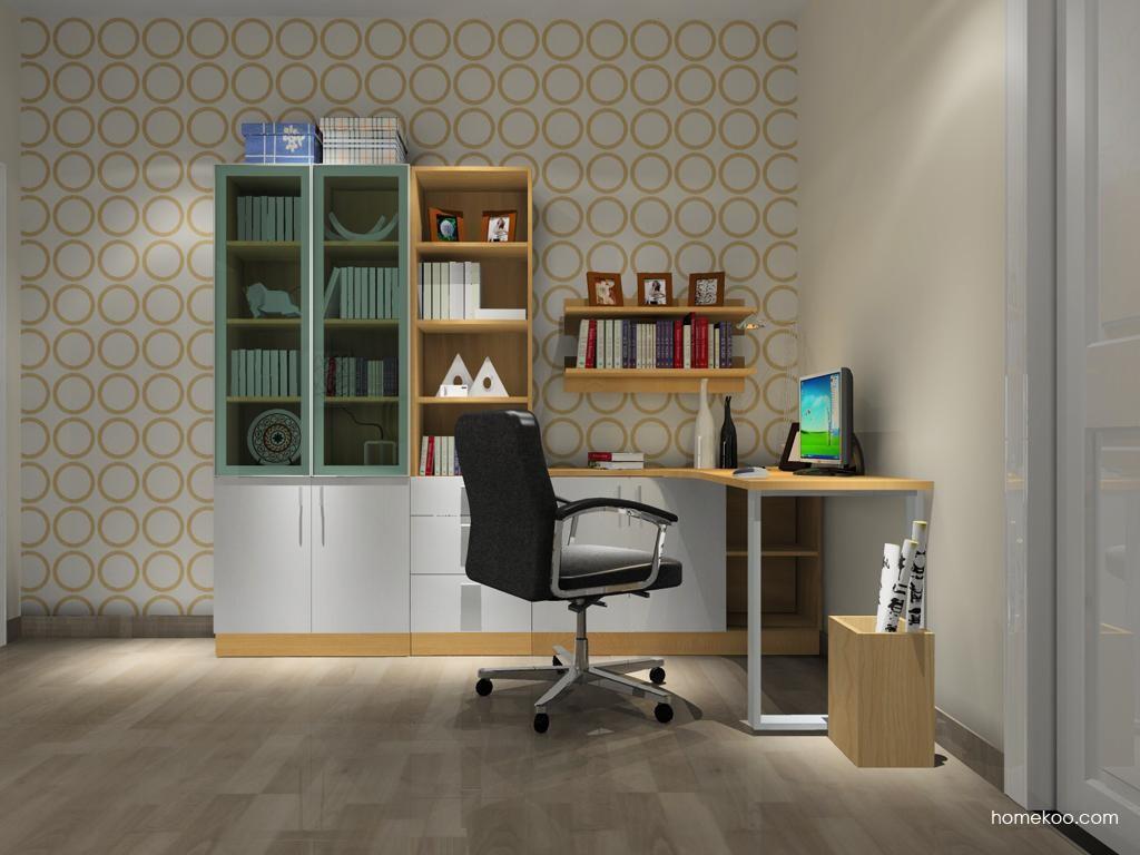 新实用主义书房家具C9057