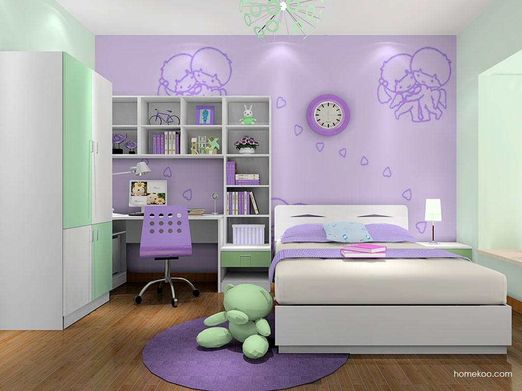 女孩的梦青少年房B10168
