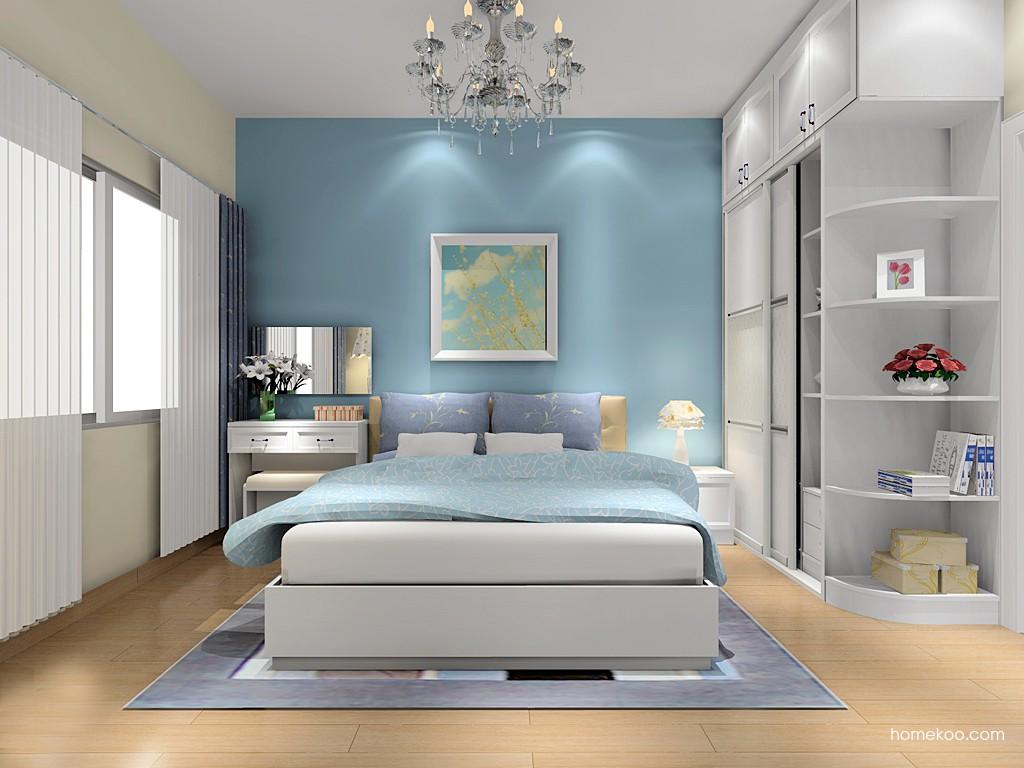 韩式田园卧房家具A10294