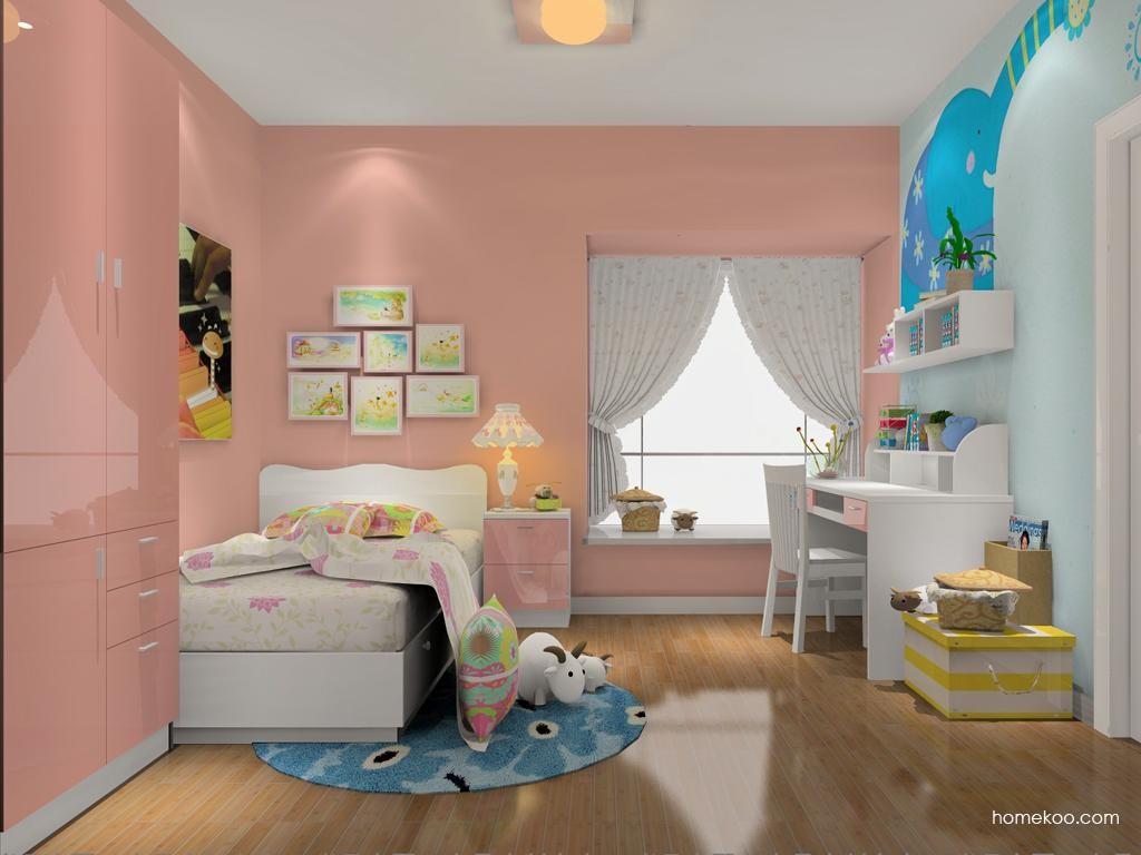 女孩的梦青少年房B10179