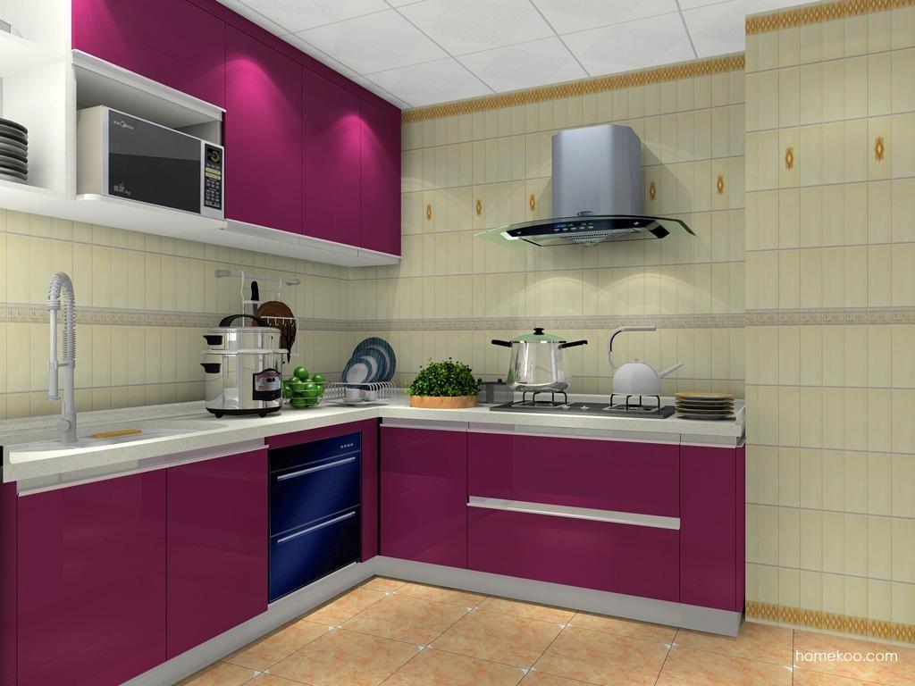 紫晶魅影橱柜F10143