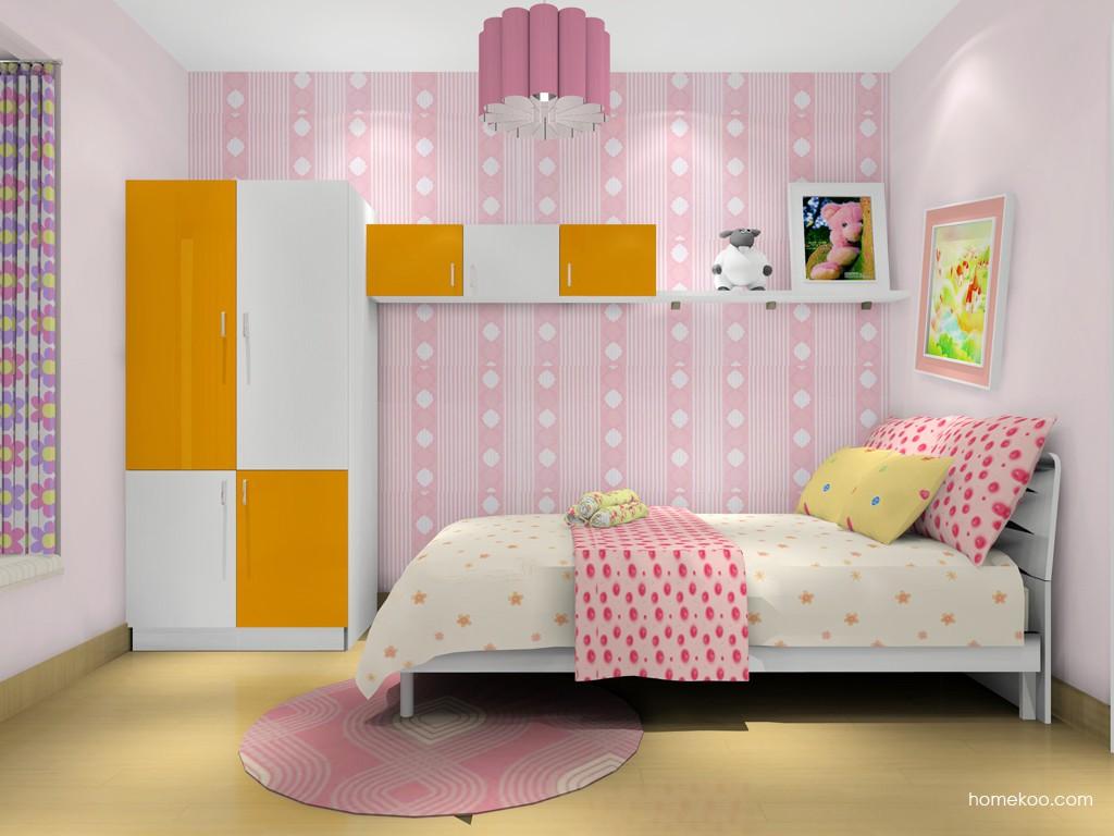 女孩的梦青少年房B10267