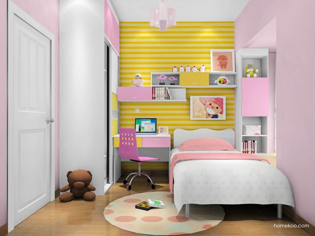 女孩的梦青少年房B10239