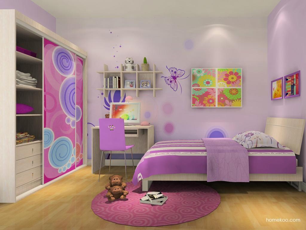 女孩的梦青少年房B10257