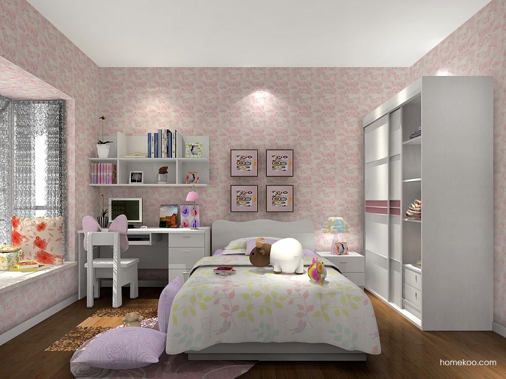 女孩的梦青少年房B10278