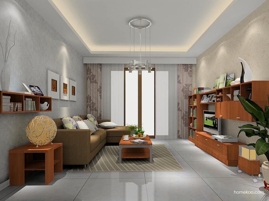 新实用主义客厅家具D8381