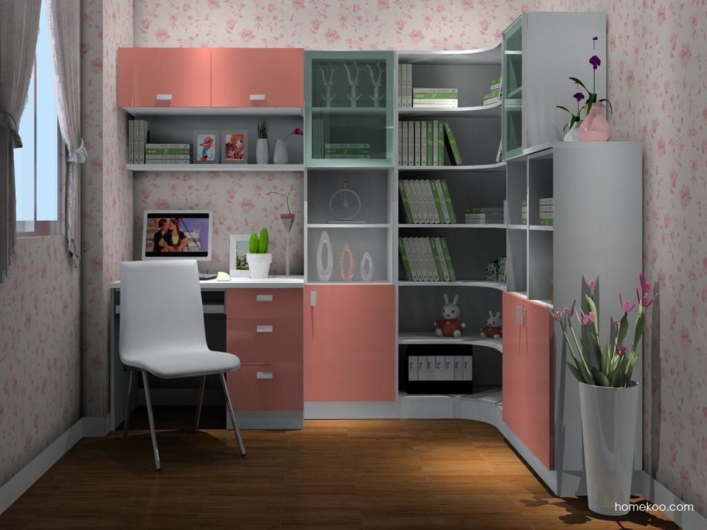 浪漫主义书房家具C10328