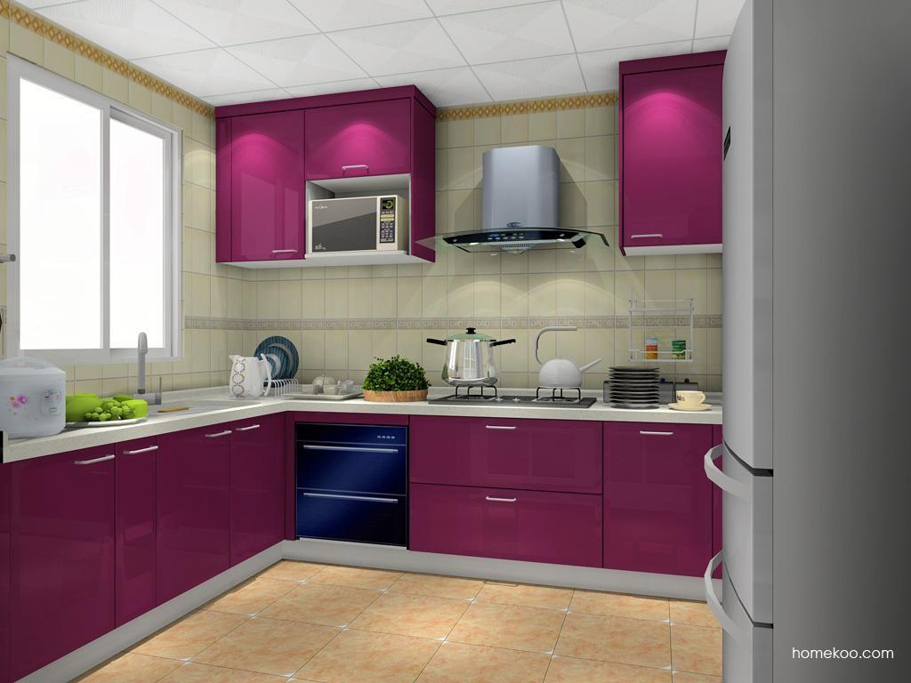 紫晶魅影橱柜F10177