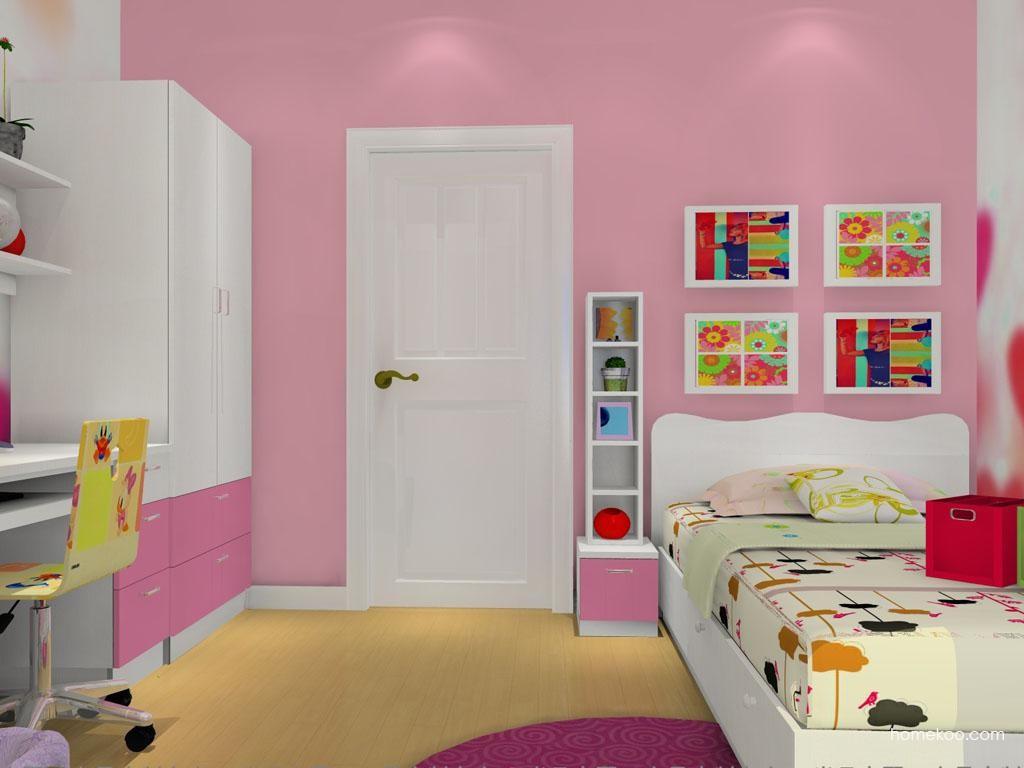 女孩的梦青少年房B10331