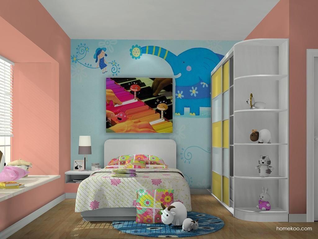 女孩的梦青少年房B10339