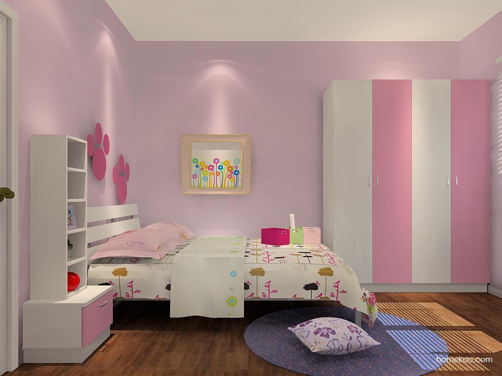 女孩的梦青少年房B10376