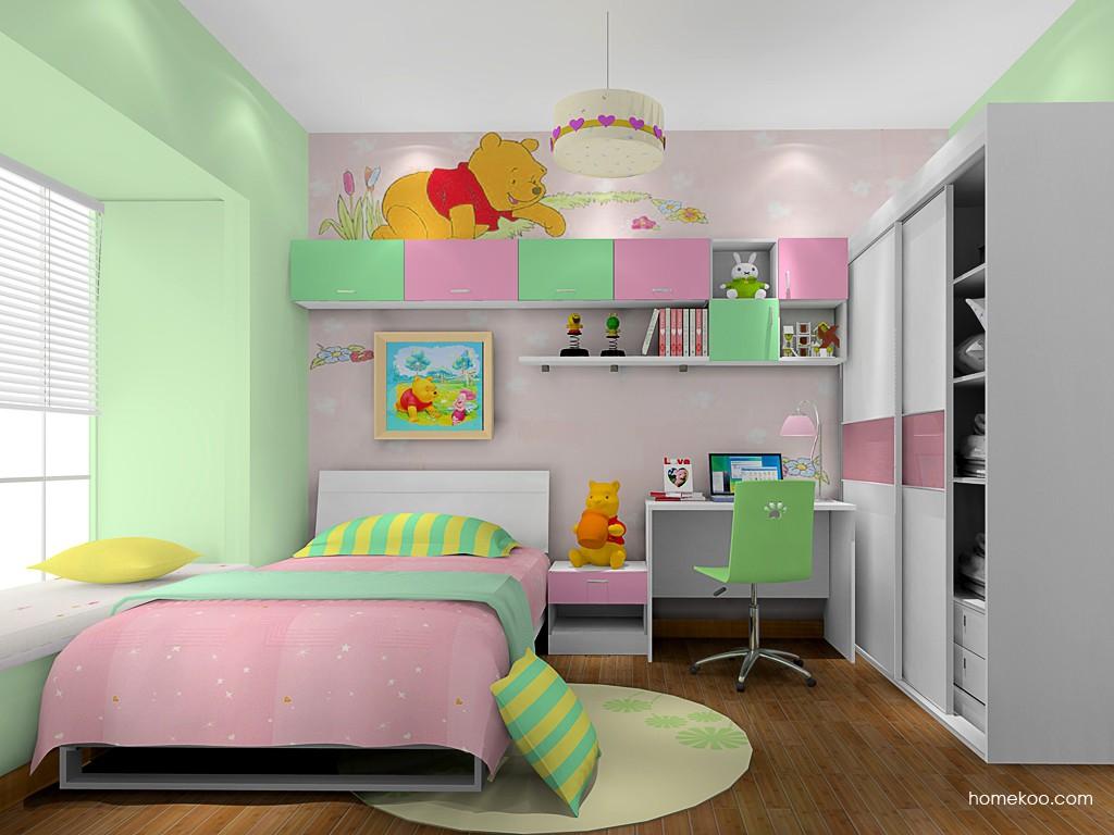 女孩的梦青少年房B10395