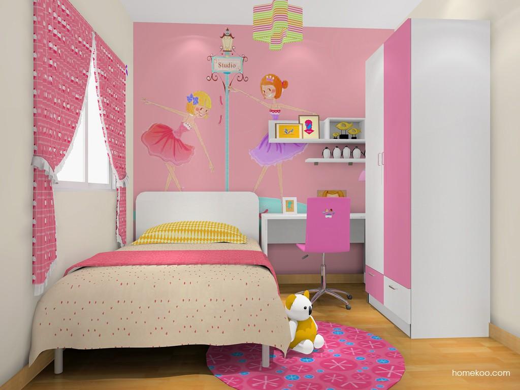 女孩的梦青少年房B10405