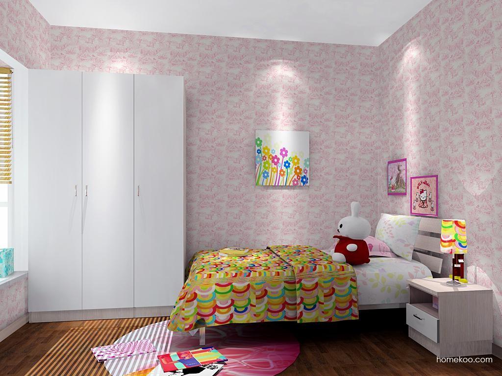 女孩的梦青少年房B10401