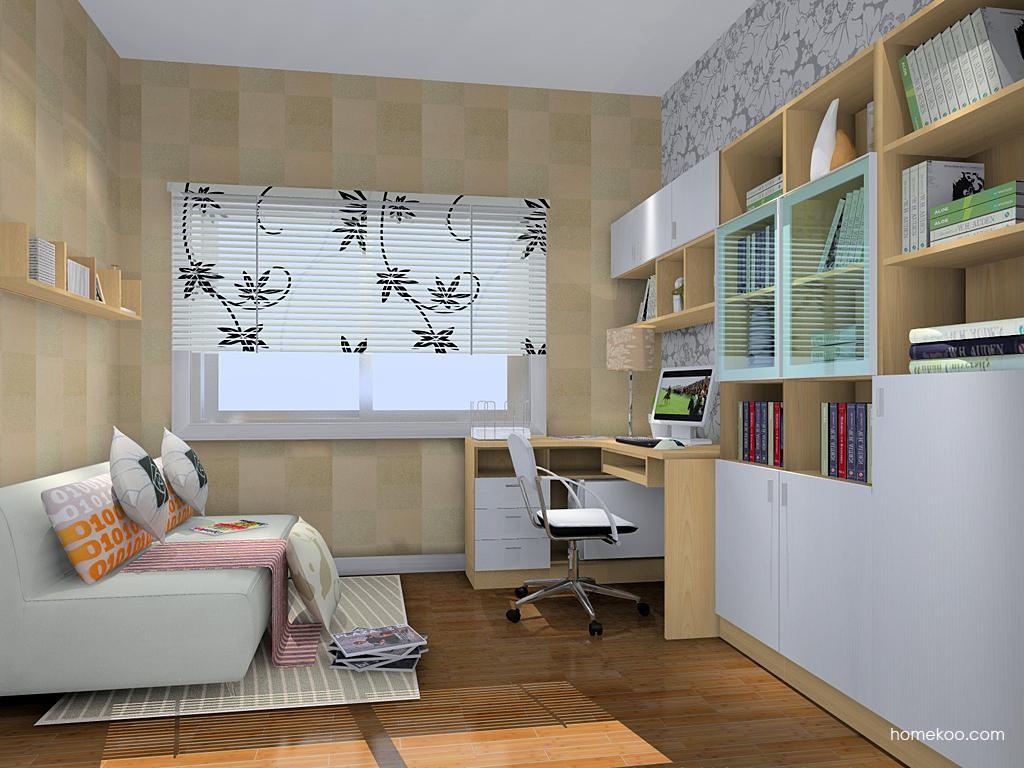 新实用主义书房家具C10377