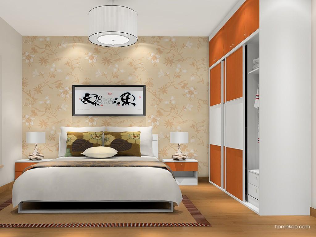 新实用主义卧房家具A10443