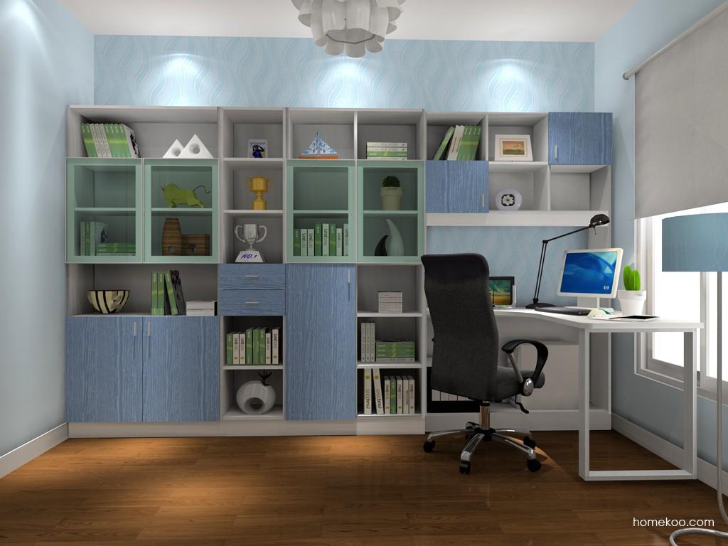 新实用主义书房家具C0271